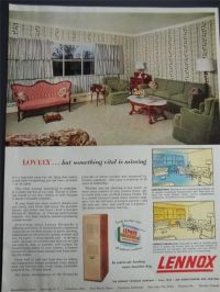 78 Best images about Vintage Lennox on Pinterest | Heating ...