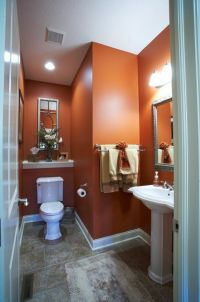 25+ best ideas about Orange Bathrooms on Pinterest ...