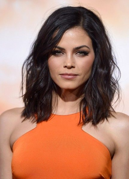 Best 25 Jenna Dewan Ideas On Pinterest Long Dark Bob Jenna