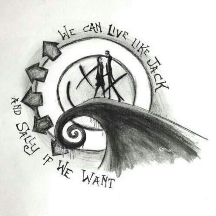I Miss You Blink 182 Jack And Sally