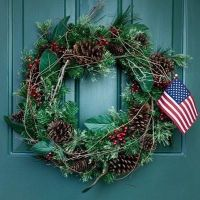 1000+ images about Patriotic Christmas Red White & Blue ...