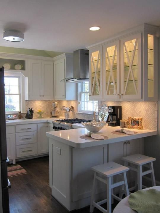 25 best images about Kitchen stove under window on Pinterest
