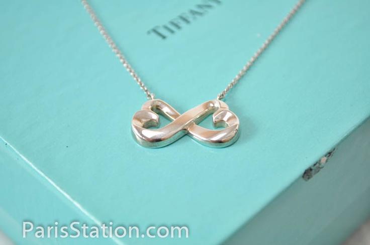 Tiffany infinity necklace   My Dream Closet   Pinterest   Tiffany infinity necklace, Infinity necklace and I want
