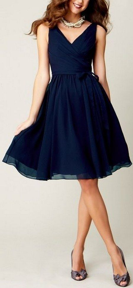 25 best ideas about Navy wedding guest dresses on Pinterest  Wedding guest hair accessories