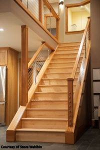 17 Best images about Stair Cable Railing on Pinterest ...