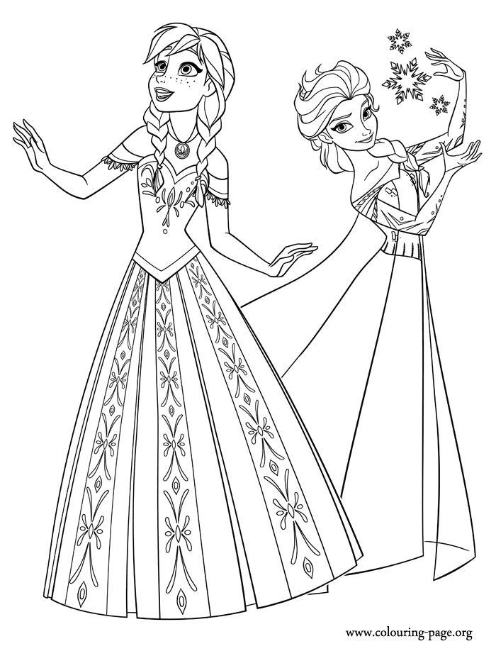 Best 25+ Frozen coloring pages ideas on Pinterest