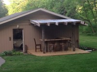 1000+ ideas about Rustic Outdoor Bar on Pinterest | Rustic ...