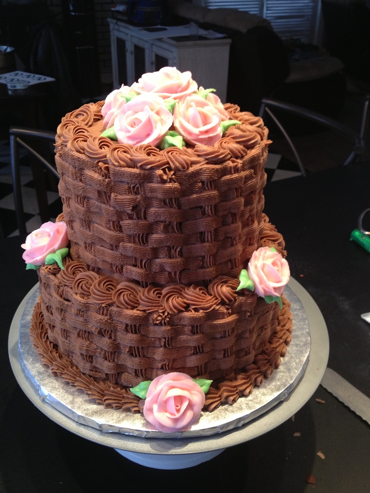 8 Best Images About Elegant Birthday Cake On Pinterest