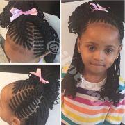 ideas kids braided