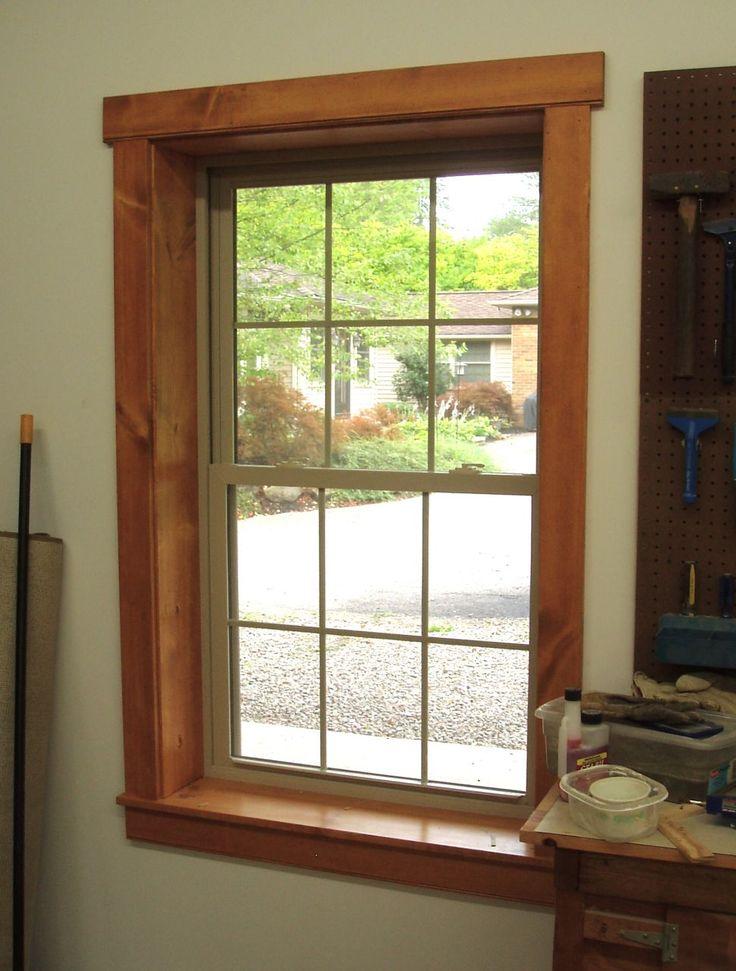 1000+ ideas about Interior Window Trim on Pinterest