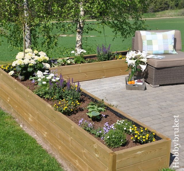 25 Best Ideas About Corner Flower Bed On Pinterest Backyard