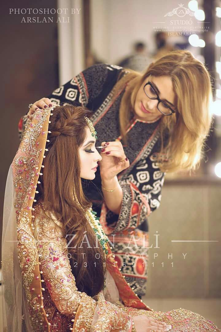 257 Best Images About Bridal Hair For IndianPakistani