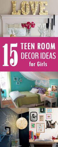 17 Best ideas about Teen Room Decor on Pinterest   Teen ...