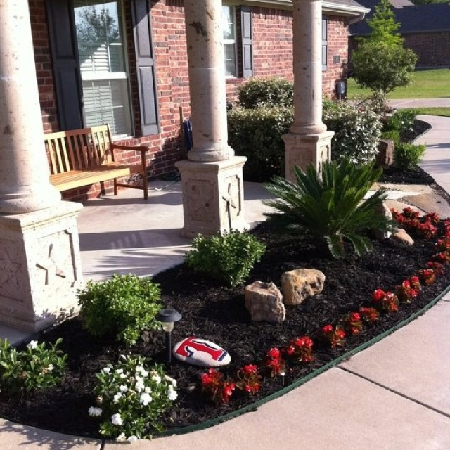 Bay Window Garden Ideas find this pin and more on house windows bay windows bump outs trim sills styles planter boxes 19 Best Images About Front Landscaping Ideas On Pinterest