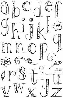 25+ best ideas about Doodle alphabet on Pinterest