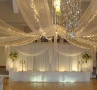 1630 best images about WEDDING & EVENT CEILING DRAPING ...
