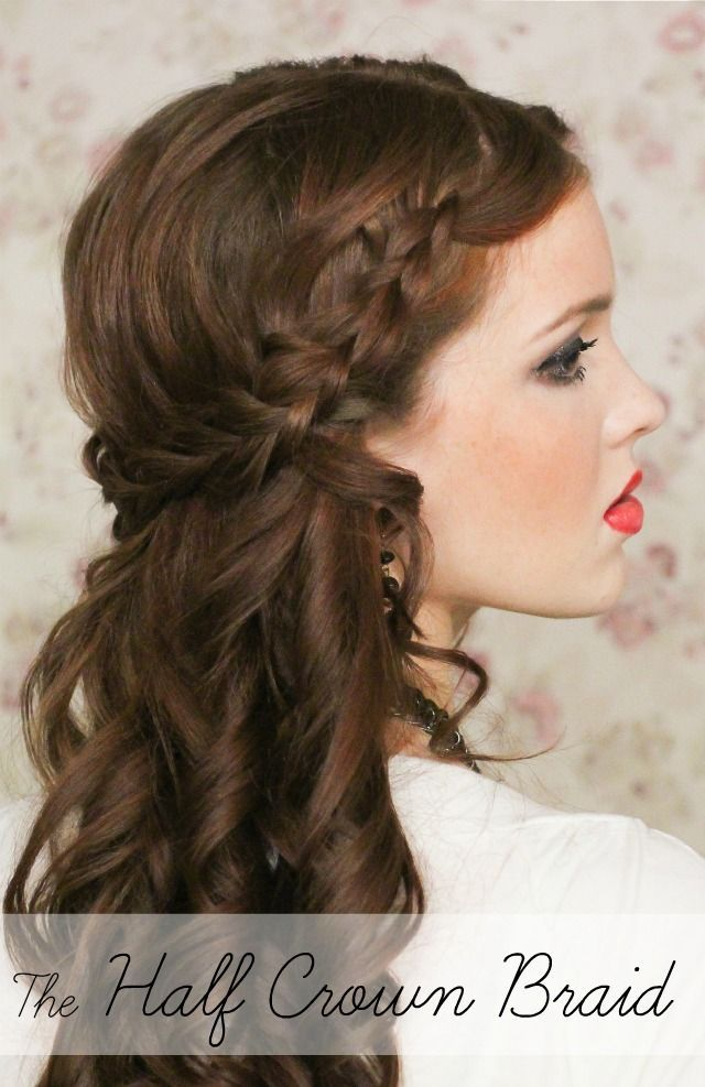578 Best Images About Hair Styles On Pinterest Updo Buns And