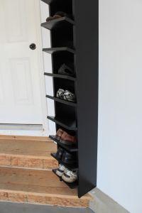 Homemade Shoe Rack | DIY Inspiration (Indoors) | Pinterest ...