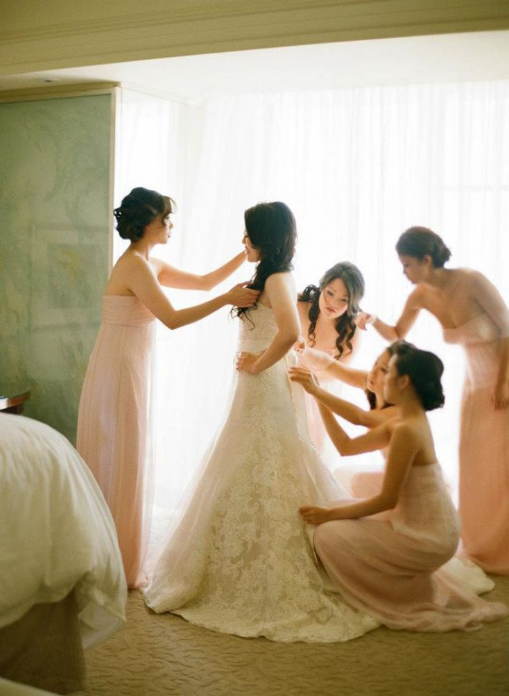 25 best ideas about Bride Getting Ready on Pinterest