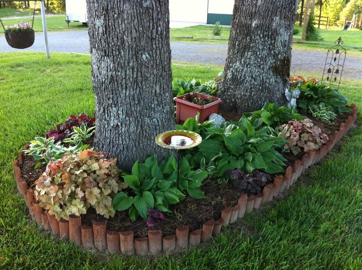 ideas garden borders | sichtschutz, Terrassen ideen