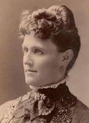 1890s hairstyles short hair woman