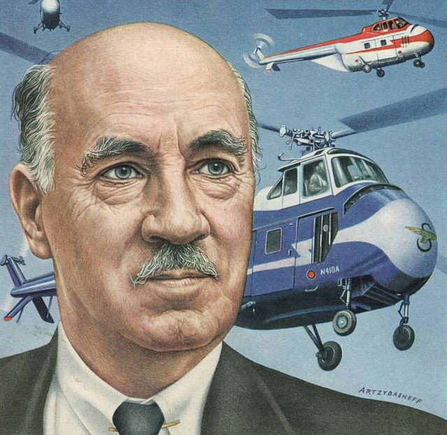 25 best ideas about Igor Sikorsky on Pinterest  Forward primer Planes and Helicopters