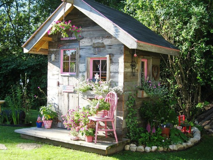 25 Best Ideas About Cottage Garden Sheds On Pinterest Yard