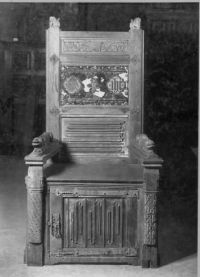 237 best images about Medieval Chairs on Pinterest
