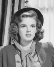 judy garland early 1940s celebrities
