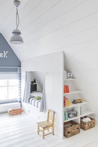 25+ best Attic bedroom kids ideas on Pinterest | Small ...