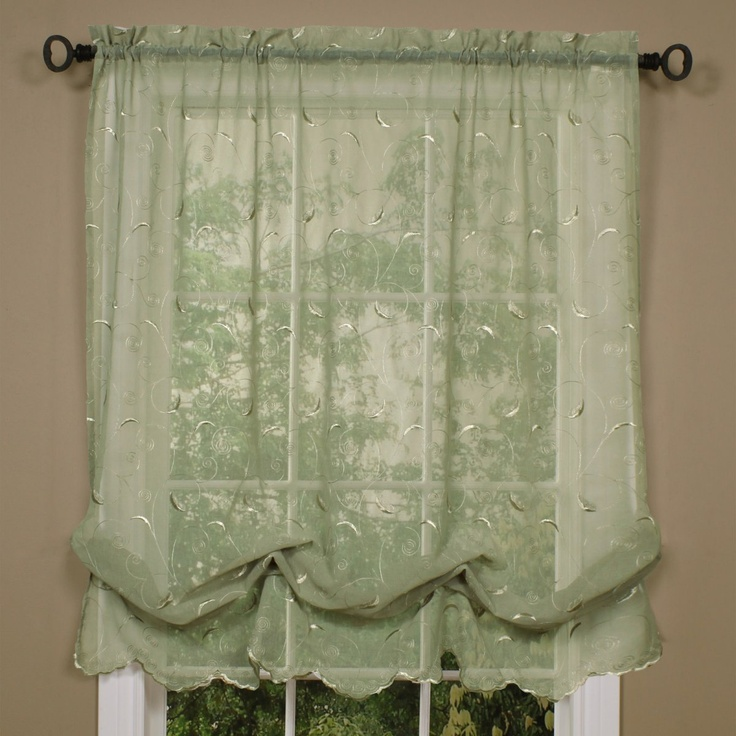 17 Best Ideas About Balloon Curtains On Pinterest Traditional Roman Shades Traditional
