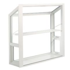 Costco Kitchen Remodel Surplus Appliances Thermastar By Pella 48-in X 36-in Garden Window | For The ...