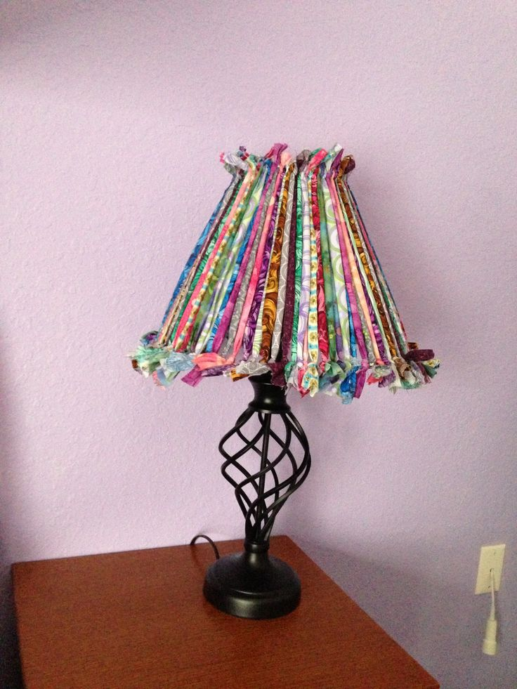 ideas for craft room chairs chair covers hawaii rag lamp shade | to do pinterest shades, shades and lamps