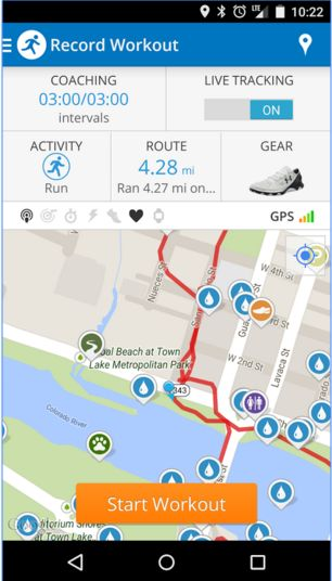 plan a running route from my house home plans ideas picture