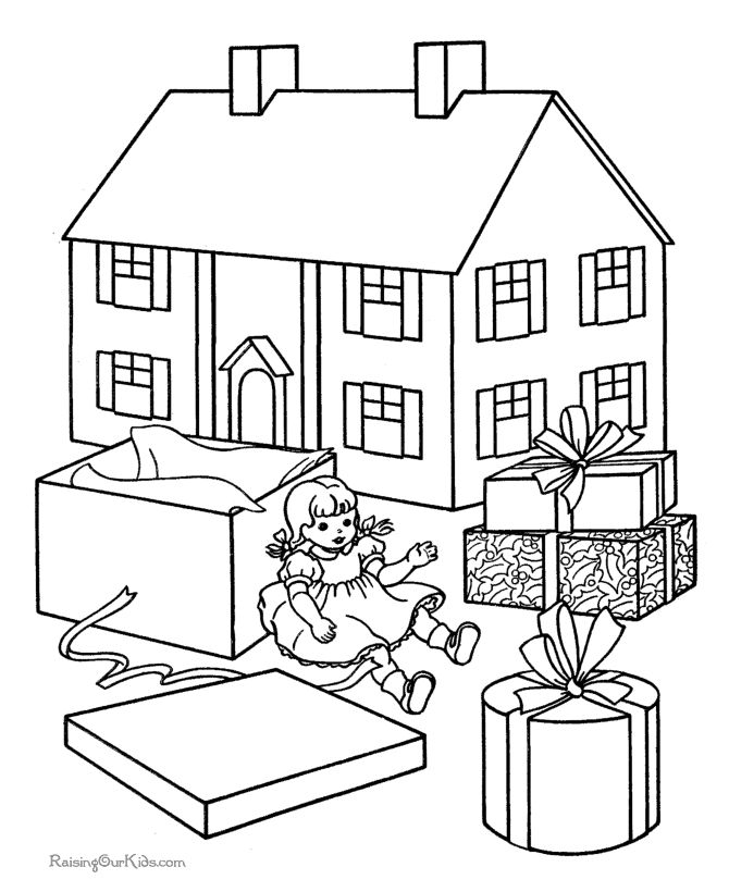 70 best images about house coloring pages for applique or