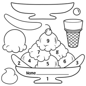 Ice cream scoop, Line art and Created by on Pinterest