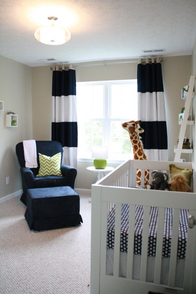 25 best ideas about Navy green nursery on Pinterest