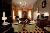 Dramatic Living Room Design Ideas from The Carlyle ...
