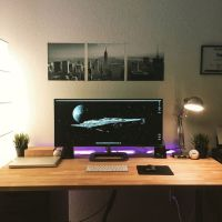 Best 25+ Desk setup ideas on Pinterest | Office desk ...