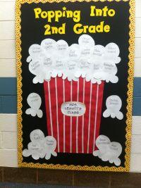 17 Best ideas about Popcorn Bulletin Boards on Pinterest ...