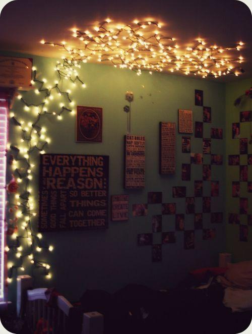 reuse christmas lights pretty bedroom cool lights me i love