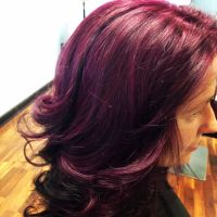African Amethyst 4vv i color turned out the perfect shade ...