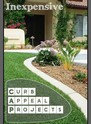 196 Best Clever Curb Appeal Ideas Images On Pinterest