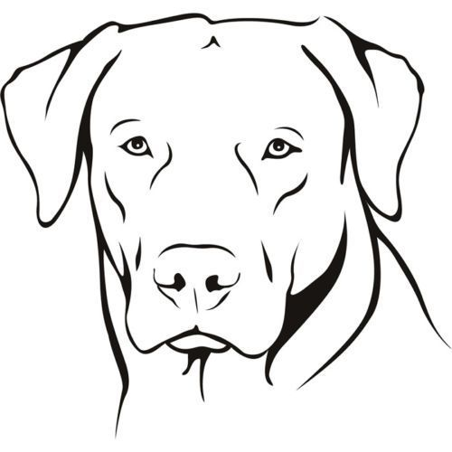 49 best images about Dog siluets, graphic, tatoo on