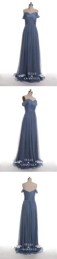 Best 10+ Dusty blue bridesmaid dresses ideas on Pinterest ...