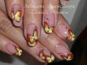 butterfly nail art ideas