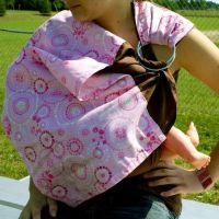 17 best images about Baby Sling Patterns on Pinterest