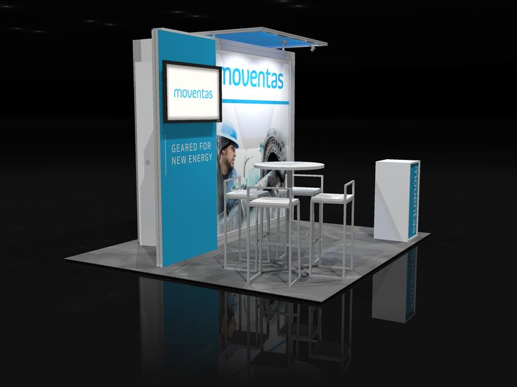 MOVE003  1010 Trade Show Booth Rental find more on
