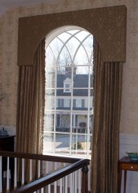 1000+ ideas about Arched Window Coverings on Pinterest