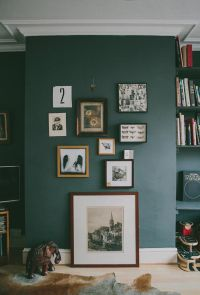 25+ best ideas about Dark green walls on Pinterest | Dark ...